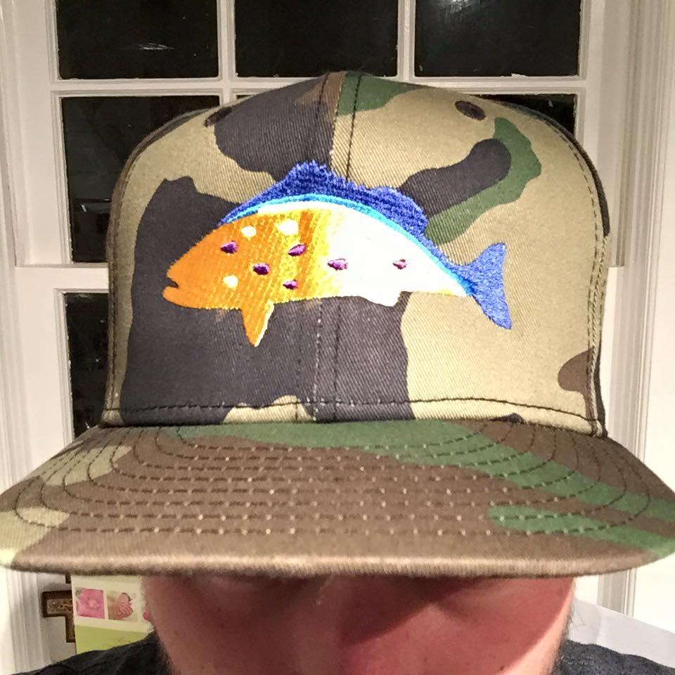 fishmelon hat