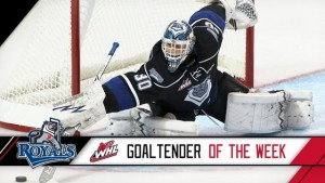 20170102 - Outhouse WHL Goaltender Week